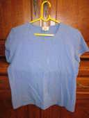 T-shirt   bleu 0 Mérignies (59)