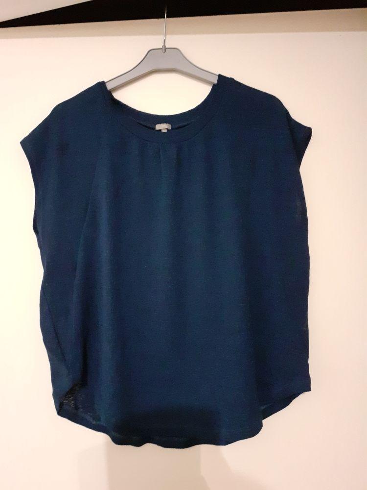 T shirt bleu 1 Riedisheim (68)