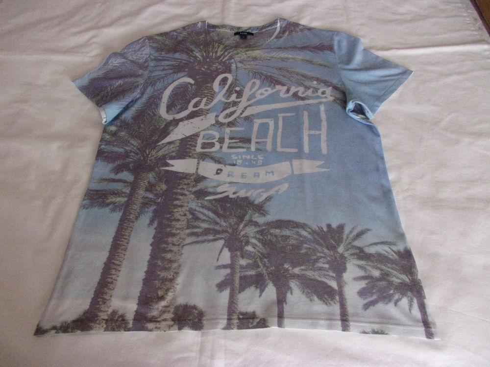 Tee-shirt California Beach 4 Cannes (06)