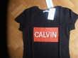 Tee-shirt Calvin Klein (68) Vêtements enfants
