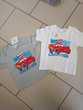 T-shirt cars au choix