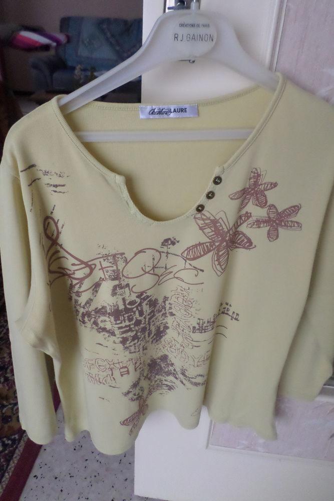 Tee shirt  Christine Laure  6 Vendôme (41)