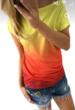 T shirt coloré été neuf