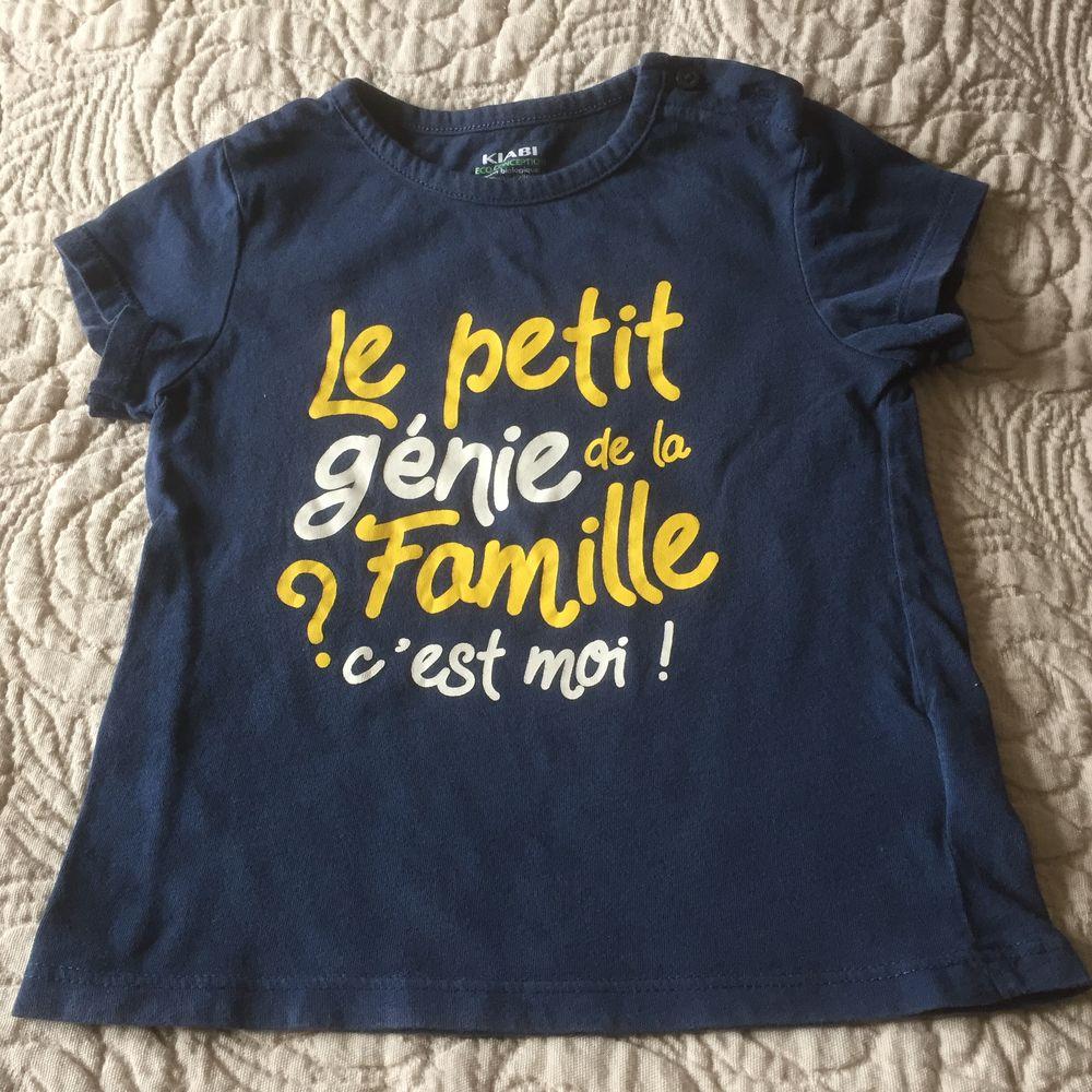 t-shirt eco concept bio 24 mois 2 La Verdière (83)