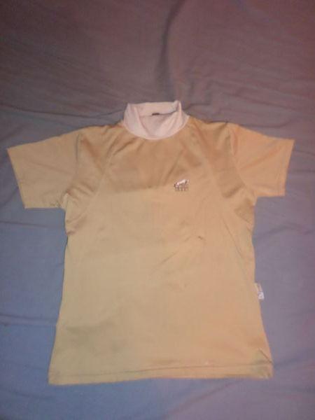 T-shirt de concours Or Hervé Godignon Taille S  0 Ardoix (07)