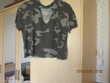 tee-shirt cour't 16 ans