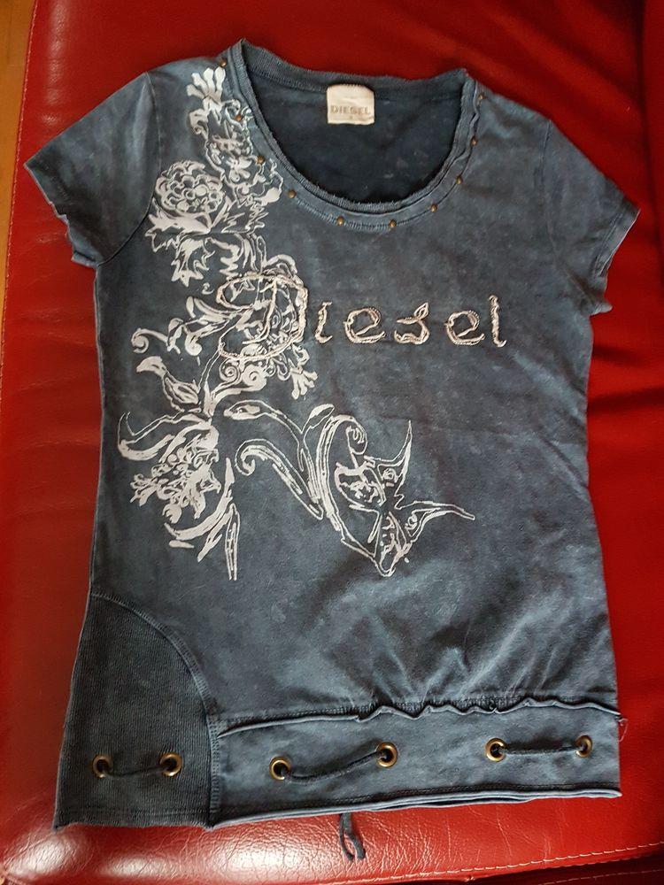T-shirt Diesel  50 Blois (41)