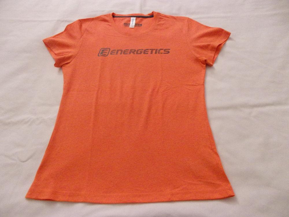 Tee-shirt Energetics orange 3 Cannes (06)