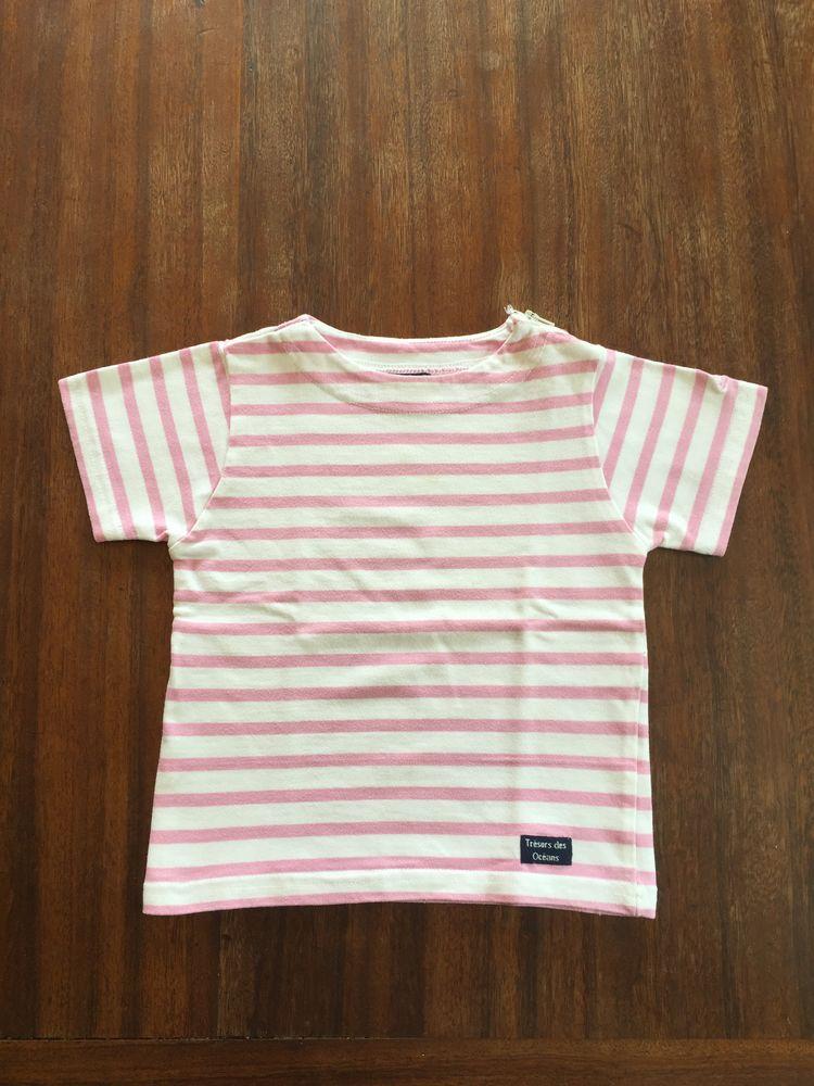 Tee shirt enfant fille   Trésor des océans   4 Saleilles (66)