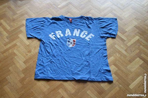 Tee-shirt Equipe de France 2 Tours (37)