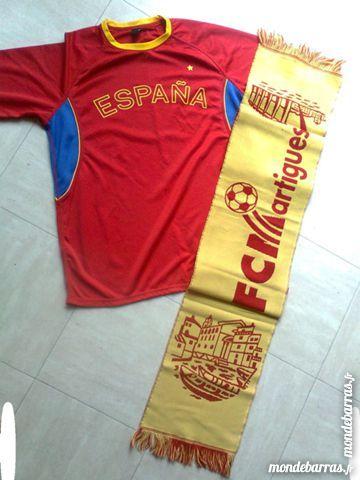 T.Shirt Espana, Echarpe FCM Martigues - zoe 10 Martigues (13)
