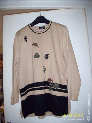 Tee shirt femme manches longues 16 Goussainville (95)