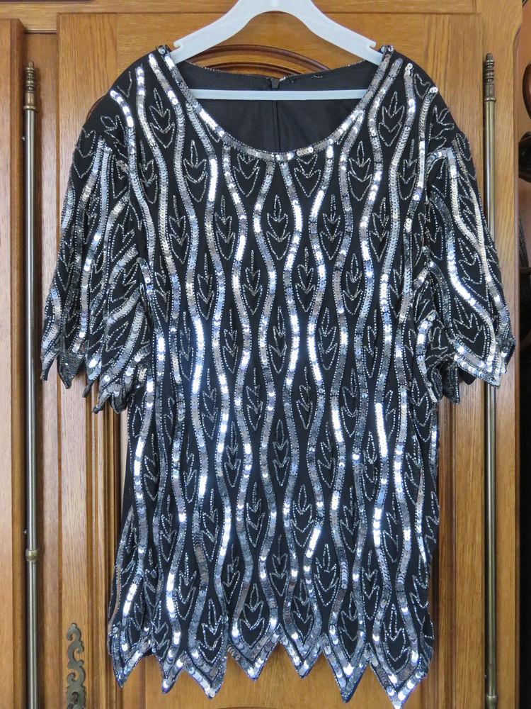 tee-shirt femme taille 46/48 , 15 Vigneux-sur-Seine (91)