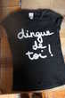 TEE SHIRT FEMME TAILLE S/36