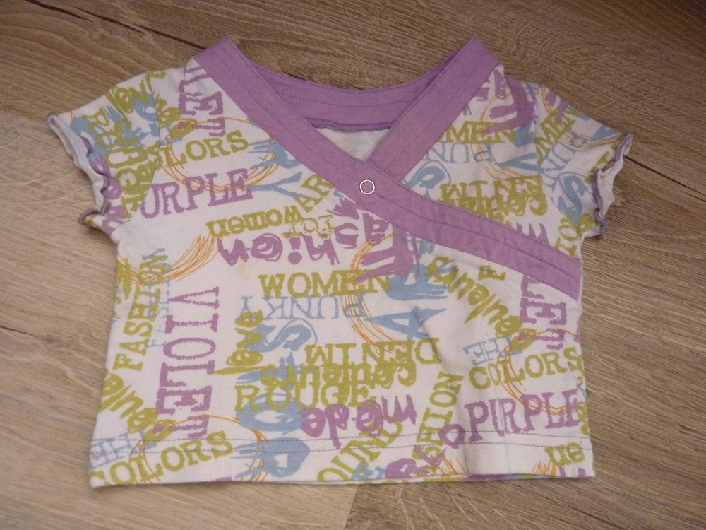 t-shirt fille gémo 2 ans tbe  1 Brienne-le-Château (10)
