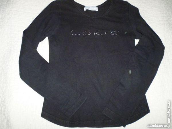 T-shirt fille longue manche LORIE - 6-8 ans 3 Lens (62)