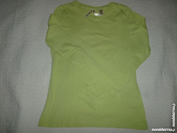 T-shirt fille OKAIDI - 10 ans 2 Lens (62)