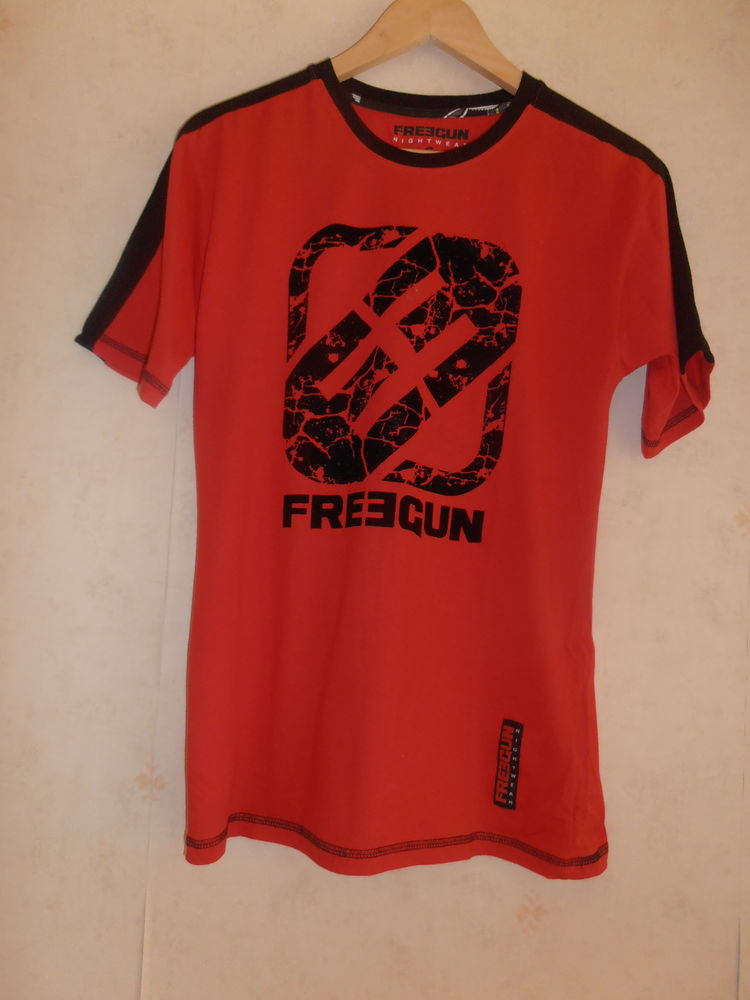 Tee-shirt Freegun 1 (83) 10 Tours (37)