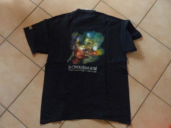 t shirt fruit of looms la 5° aube taille L et XL 8 Viriat (01)