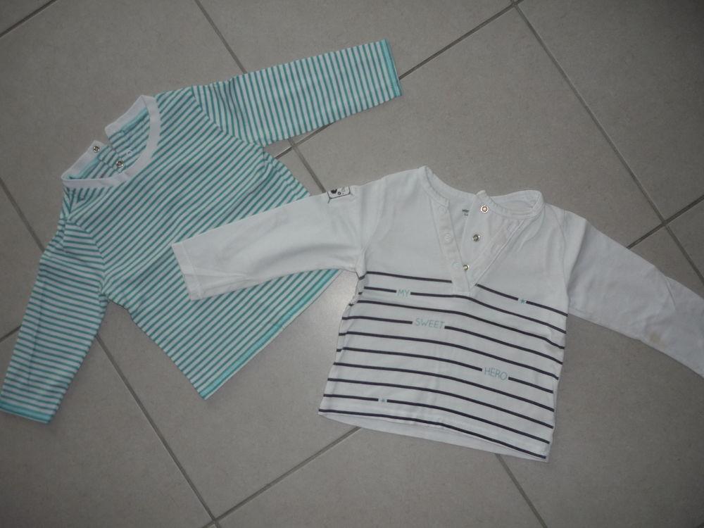 tee shirt garçon 24 mois 1 Orléans (45)