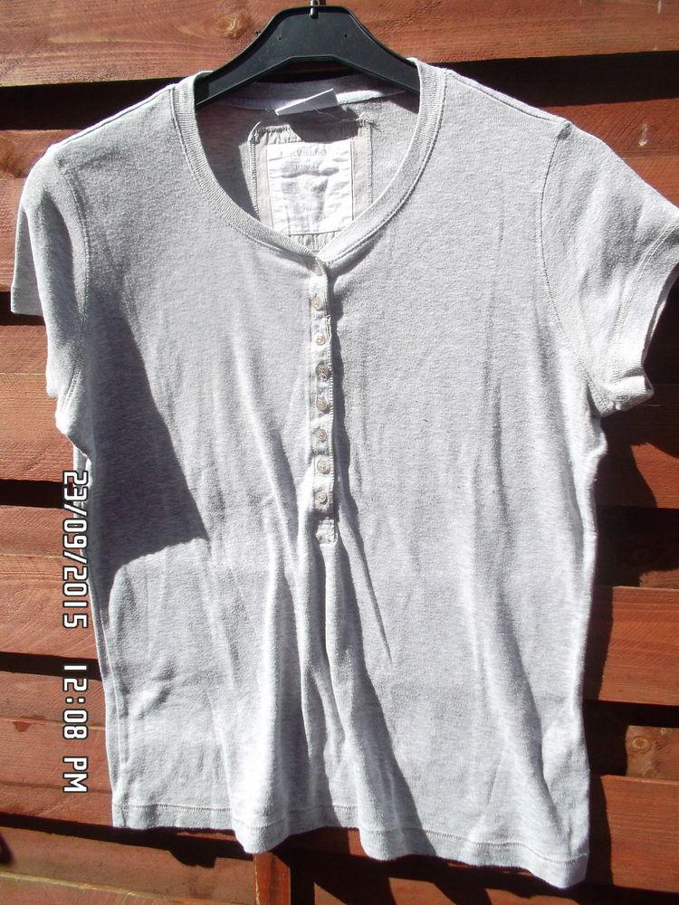 TEE SHIRT GRIS*JUSTE 1E*KIKI60230 1 Chambly (60)