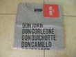 Tee-shirt gris Don Jon de la marque Kulte (Neuf)