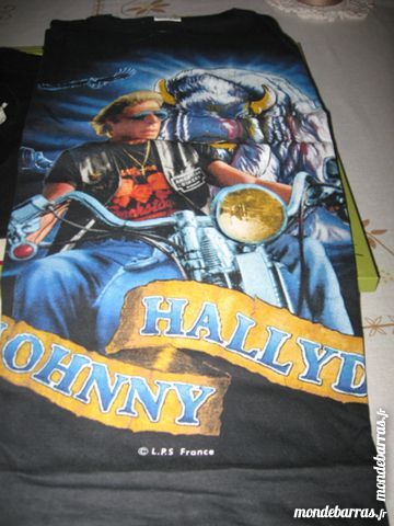 Tee shirt Johnny Vêtements