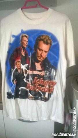 Tee shirt Johnny 15 Rambouillet (78)