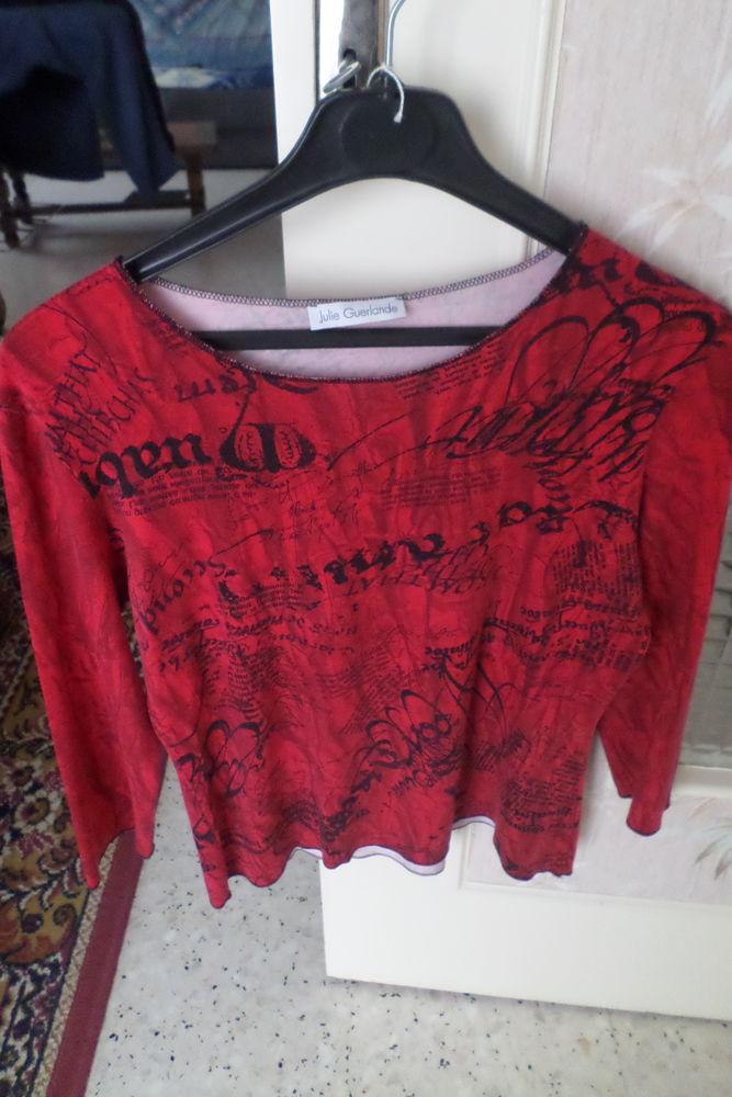 Tee shirt  Julie Guerlande  6 Vendôme (41)