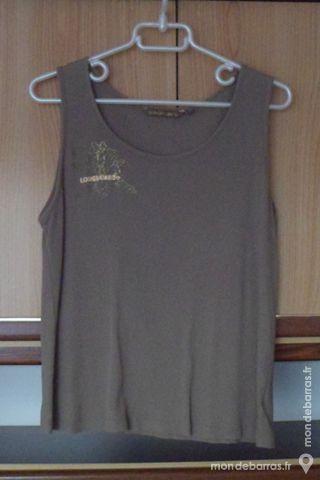 T-shirt kaki marque longboard - xl - t.b.etat 10 Cran-Gevrier (74)