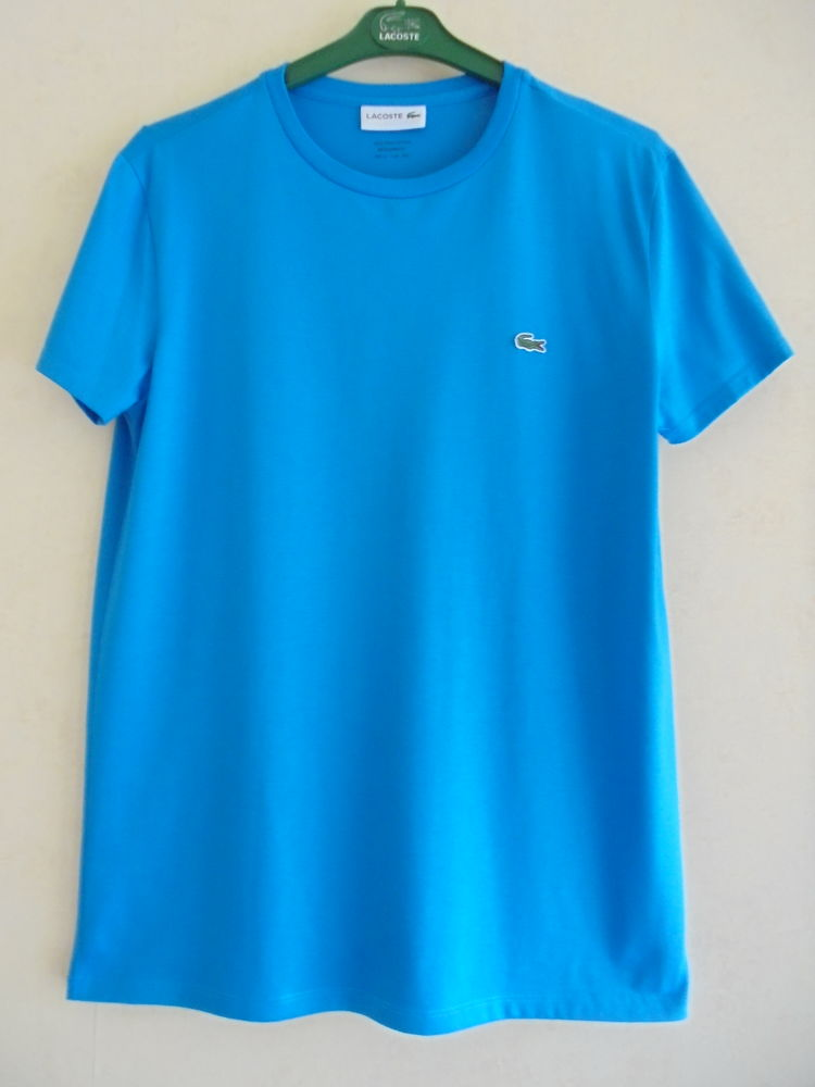 Tee-shirt LACOSTE (93) 30 Tours (37)