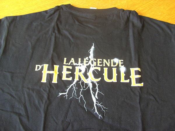 "Tee-shirt ""La légende d'Hercule"" (Neuf) Vêtements"