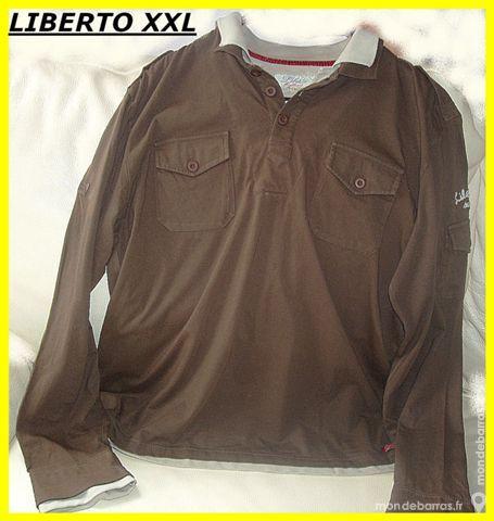 T-shirt ML LIBERTO XXL quasi-neuf 15 Toulouse (31)