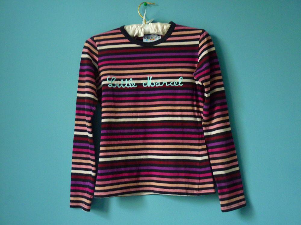 T-shirt little marcel fille violet 16 ans tbe 10 Brienne-le-Château (10)