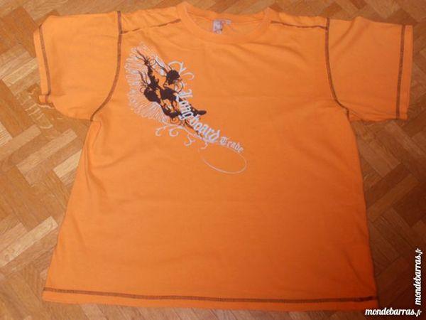 Tee-shirt Longboard (V8) 2 Tours (37)