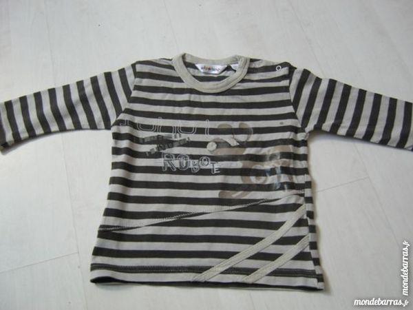 Tee shirt m/longues - 12 Mois 2 Montgeron (91)