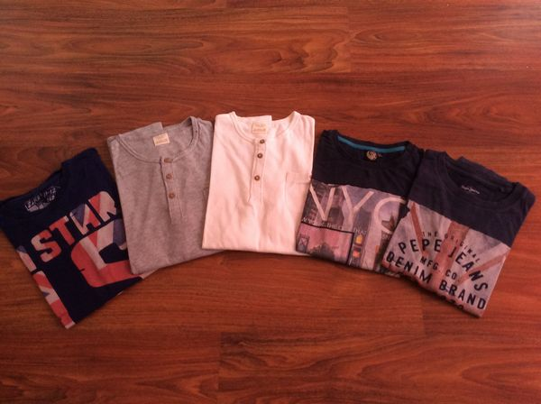 Lot tee shirt manche longue garcon 12ans (152cm) 12 Colombes (92)