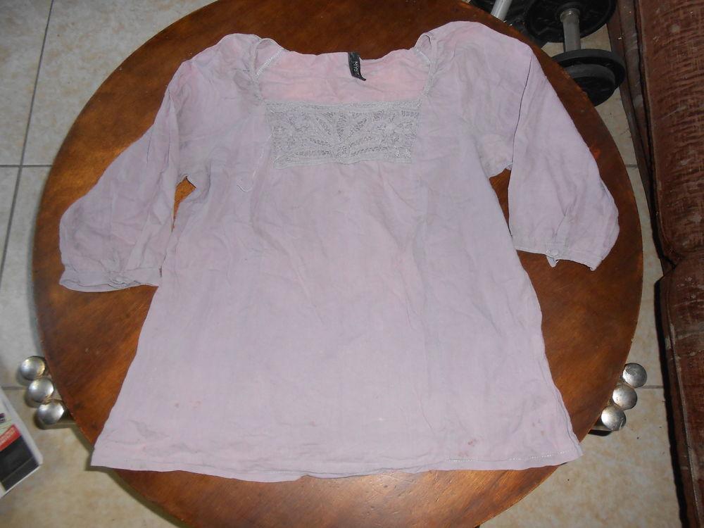 67658454554b6 Achetez tee-shirt manche occasion, annonce vente à Bessens (82 ...