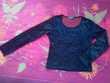 T-shirt manche longue soirée Femme 36 / 38 MIROTON