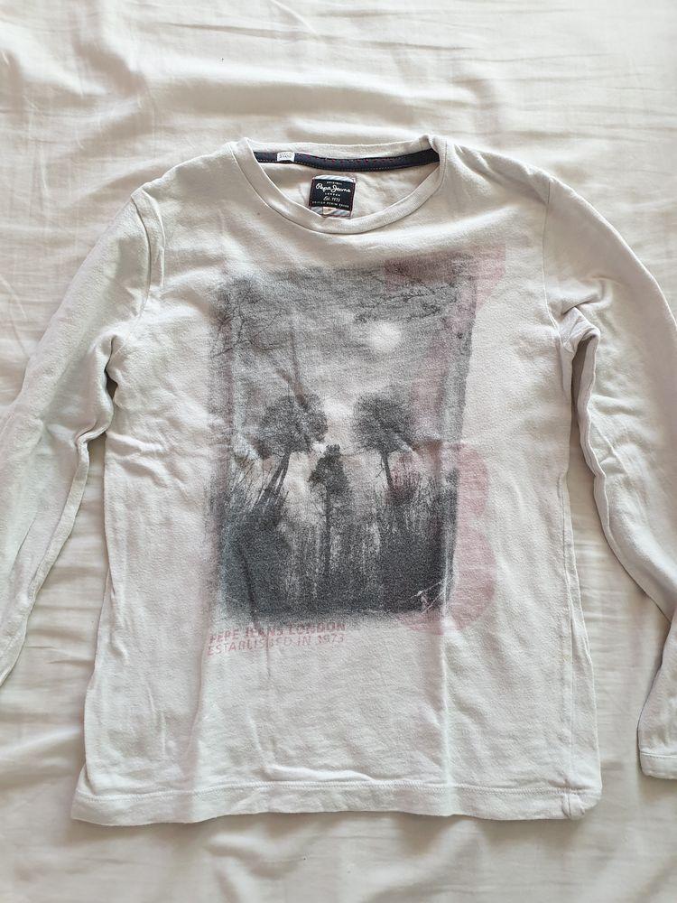 T-shirt manche longue 15 Évian-les-Bains (74)