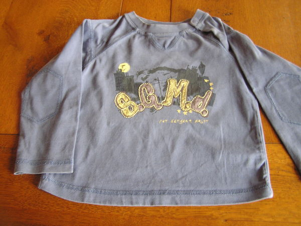 T-SHIRT, manches longues, T. 3 ans 3 Brouckerque (59)
