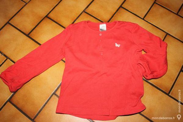 T-shirt manches longues 12-18 mois zara 8 Wervicq-Sud (59)