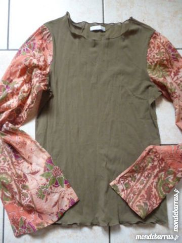 Tee-Shirt Manches longues FEMME « PROMOD » T 36 8 Argenton-sur-Creuse (36)