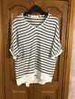"""Tee shirt marin femme """" Promod """" 6 Saleilles (66)"""