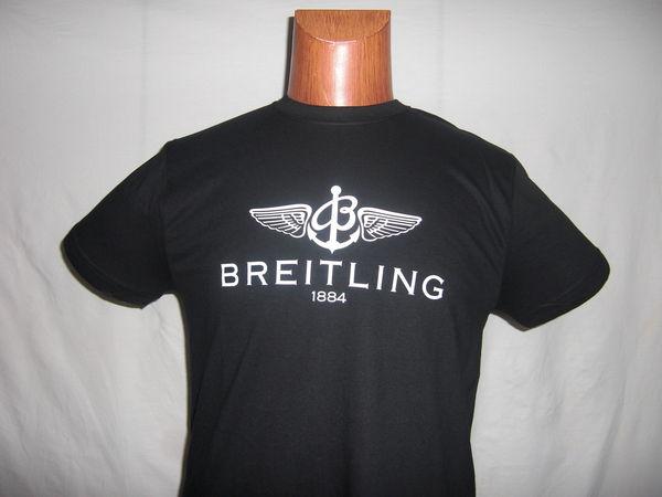 T-shirt marqué Breitling (publicitaire). 20 Chantilly (60)