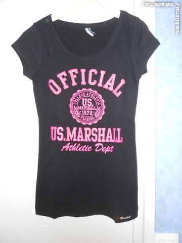 T-Shirt marque originale US MARSHALL Taille S 10 Rennes (35)