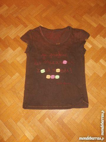 Tee-shirt marron (50) 2 Tours (37)