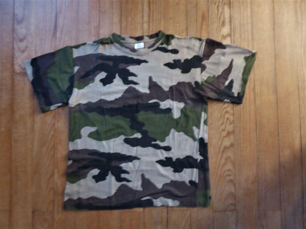 Tee shirt militaire  8 Soissons (02)