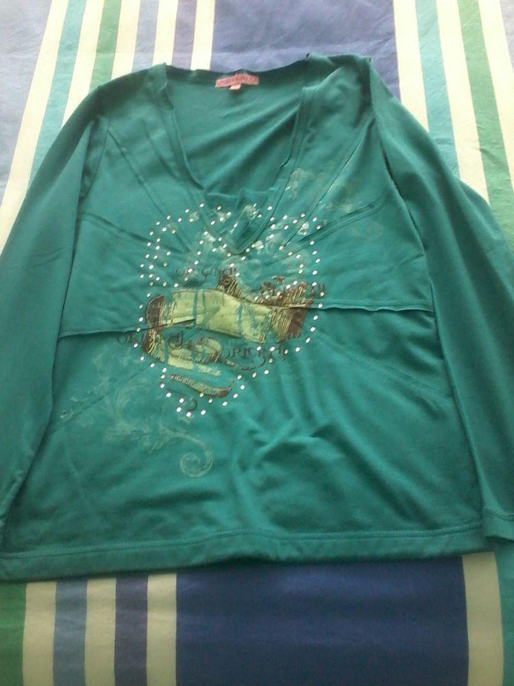 Tee shirt a la mode de marque 5 Tourcoing (59)