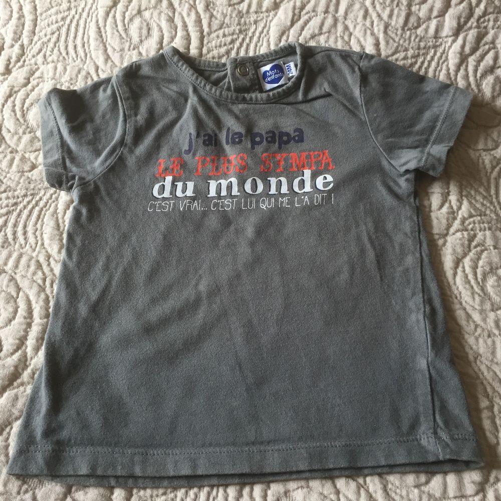 t-shirt 24 mois 2 La Verdière (83)